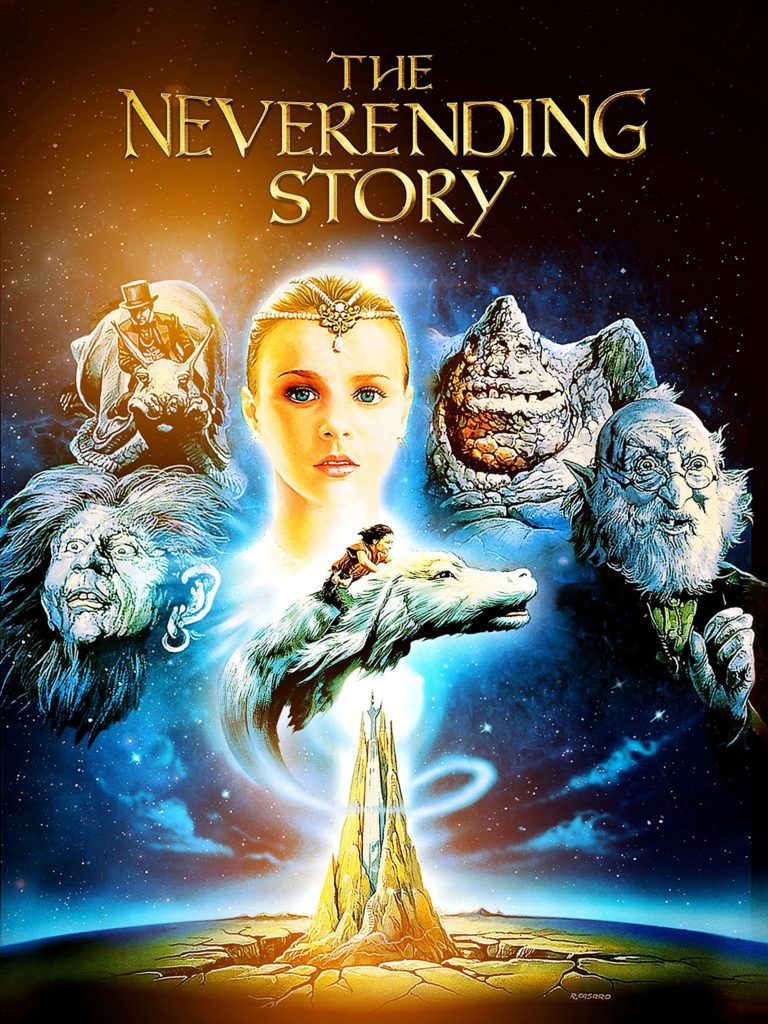 134 – The Neverending Story The Retro Cinema podcast